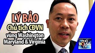 TỪ THỦ ĐÔ: Chủ tịch CĐVN vùng Washington, Maryland & Virginia