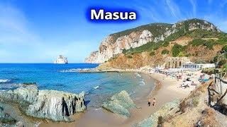 Spiaggia di Masua o Il Molo a Iglesias ~ 8 Settembre 2019 | Sardegna