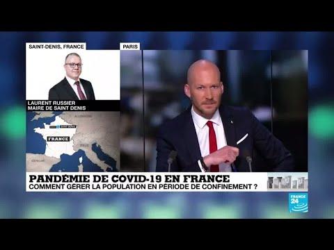 Coronavirus - Covid-19: faut-il durcir les mesures de confinement en France ?