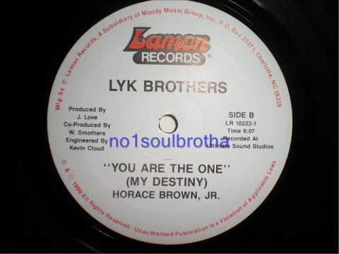 Horace Brown (Lyk Brothers)