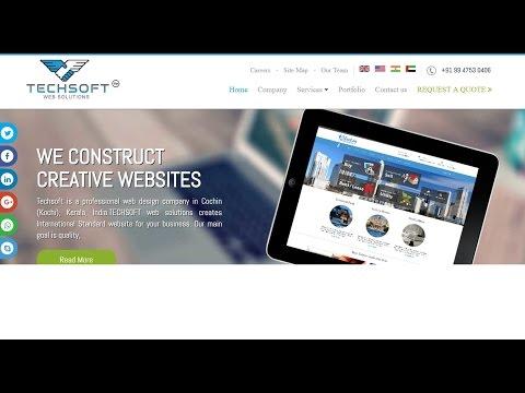 Web design company Cochin - Kerala - India