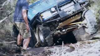 Four Wheel Drive 4x4 Lithgow - Ali Babas Caves - Spanish Steps - Waterfall Track