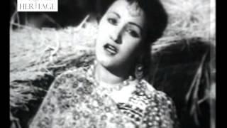 Ye Kon Hasa Jisne Sitaro Ko Hasya - Gaon Ki Gori (1945) - Old Bollywood Classical Songs