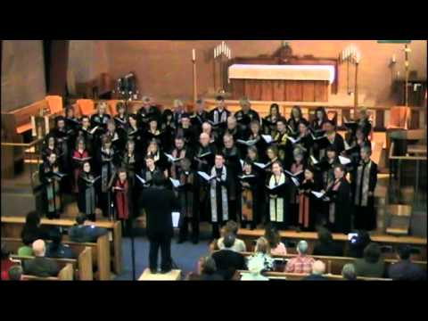 Suite: Zulu, Xhosa, Msuthu - aka African Celebration - Stephen Hatfield, Harmonia Choir of Ottawa