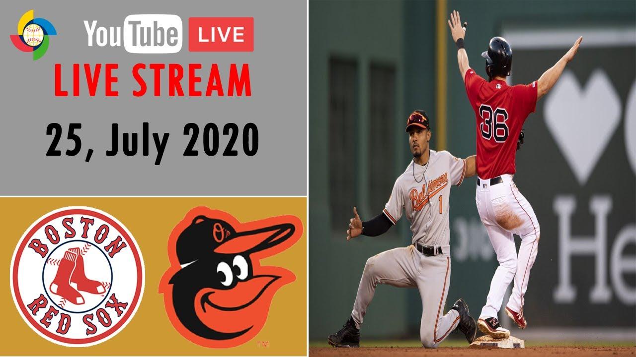 Orioles vs. Red Sox - Game Recap - July 25, 2020 - ESPN