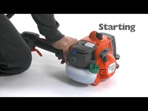 Prima How to Start a Husqvarna String Trimmer - YouTube CU-93