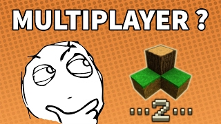 Is MULTIPLAYER coming to Survivalcraft 2? | Survivalcraft Multiplayer