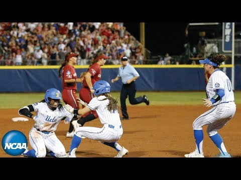 UCLA vs. Oklahoma: FULL 7th inning of 2019 WCWS finals Game 2