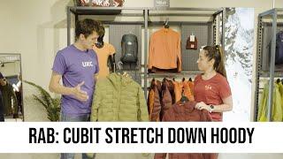 SPOTLIGHT: Rab - Cubit Stretch Down Hoody