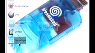 Dreamcast SD Card Adapter (With Gameplay)