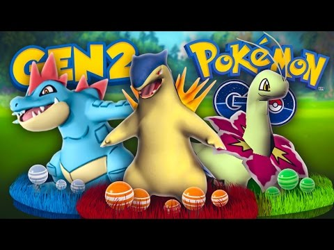 Pokemon GO GENERATION 2 - SAVE THESE CANDIES NOW!!! (New Pokemon Gen 2)