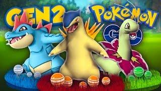 Pokemon GO GENERATION 2 - SAVE THESE CANDIES NOW!!! (New Pokemon Gen 2)