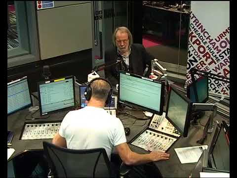 Benny Andersson   19102017  BBC Manchester
