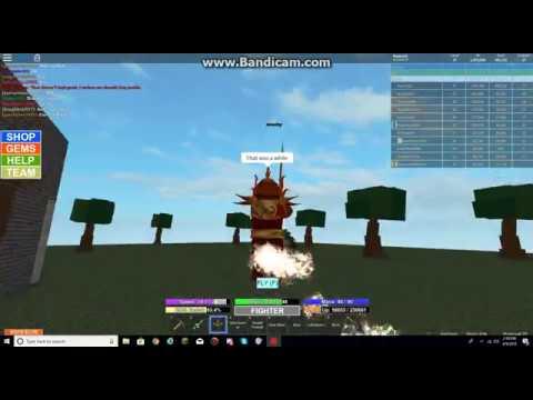 Roblox Field Of Battle Vip Server Demon Farming Part 5 Ending