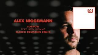 Alex Niggemann - Sorrow feat. Bon Homme (Marco Resmann Remix)