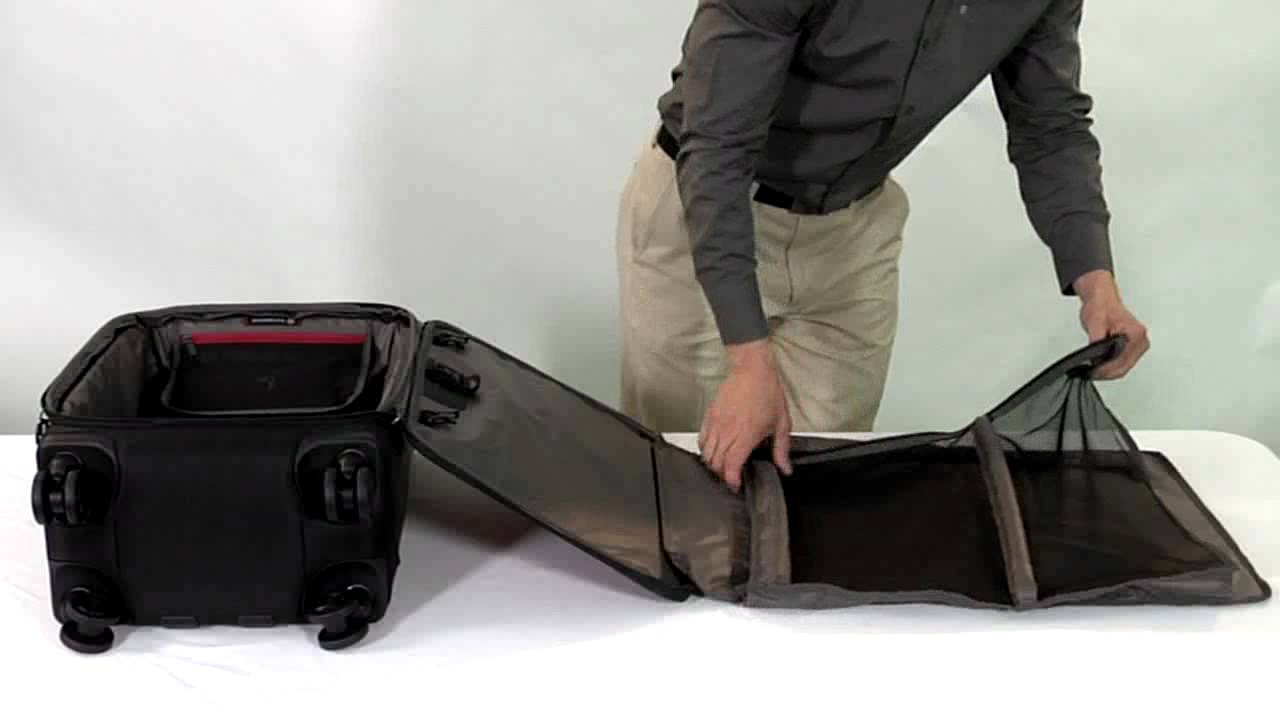 How to Use A Garment Suiter - Werks Traveler™ 4.0 - YouTube