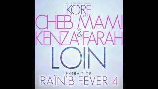 Cheb Mami Ft Kenza Farah - Loin [ Rai n