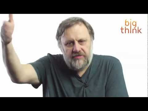 Slavoj Žižek | Why Be Happy When You Could Be Interesting?