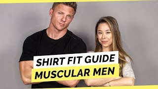 How Shirts Should Fit A Muscular Man with Steve Cook