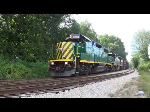 New Hampshire Northcoast Railroad: 2017