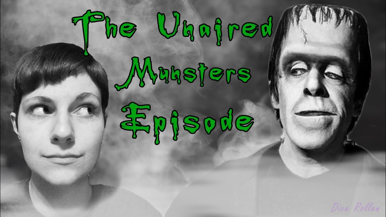 The Unaired 'The Munsters' Episode