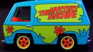 Scooby Doo Mystery Machine Van Comic Con Hot Wheels SDCC 2012 Exclusive Cars by Blucollection