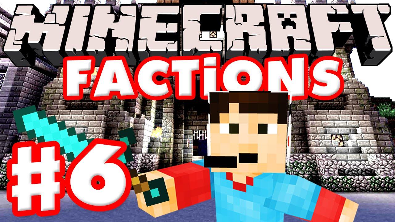 Minecraft Factions Part 6 - TNT Cannons! (Scottland Studios Public  Minecraft Factions Server)