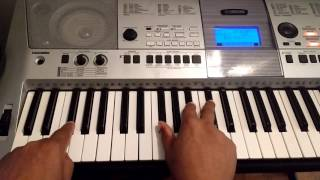 How to play You Deserve It by J J. Hairston & Youthful Praise on piano