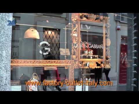 Factory Outlet Italy - Factory outlet Stores in Milan Italy