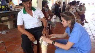 Prosthetic Care in Vietnam and Haiti (CGI U 2014)