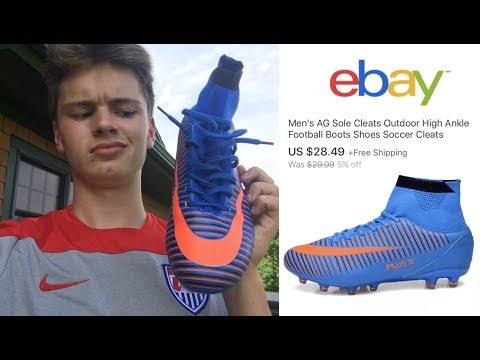 Fake Mercurial Superfly Test and Review! - YouTube