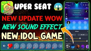 Qwick Live (Ola Party) New Idol Game Update 💯| Ola Party New Sound Effect 🥰 | Ola Party Uper Seat 😱 screenshot 3