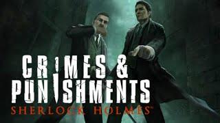 Sherlock Holmes: Crimes & Punishments (PC, PS4, & PS3)