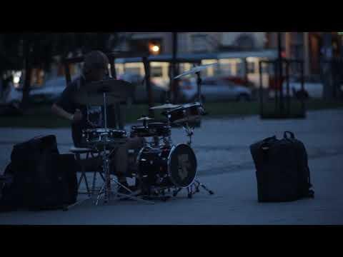 "Hillsong ""Oceans"" Drum Cover Kyiv"