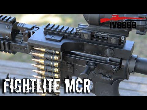 Fightlite MCR BELT FED AR UPPER!