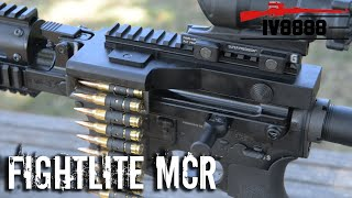 Fightlite MCR BELT FED AR UPPER!