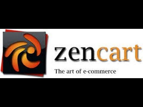 Shopping ONLINE ZENCART