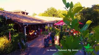 Retrouvez les Restaurant, Bar & Épicerie du camping naturiste Laborde