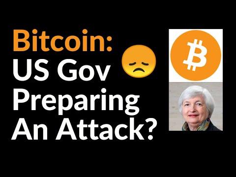 Bitcoin: US Government Preparing An Attack?