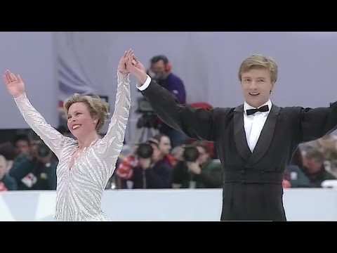[4K60P] Jayne Torvill and Christopher Dean 1994 Lillehammer Olympic FD
