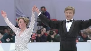 """[4K60P] Jayne Torvill and Christopher Dean 1994 Lillehammer Olympic FD """"Lets Face the Music"""""""