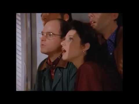 """Splat"" scene from ""Seinfeld"" The Bris (TV Episode 1993)"