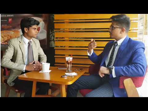 Exclusive Interview Of Mr. Dhruvik Parekh Sir | Leader Of Young Generation | Oasis Group