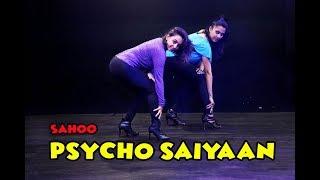 PSYCHO SAIYAAN Dance Cover | Sahoo | Heels Choreography | Mohit Jain's Dance Institute MJDi