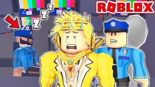 escape from the prison of ROBLOX! 😂 | RODNY ROBLOX