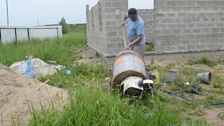 видео Строительство домов из керамзитобетонных блоков