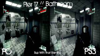 Crysis 2: PC Vs. Playstation 3 Side by Side Graphics Comparison (HD)