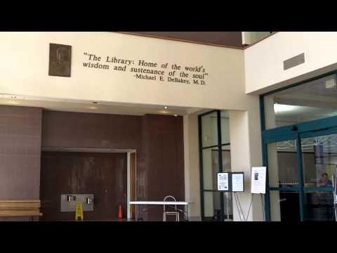 Calcasieu Parish Central Library Where Wisdom Awaits