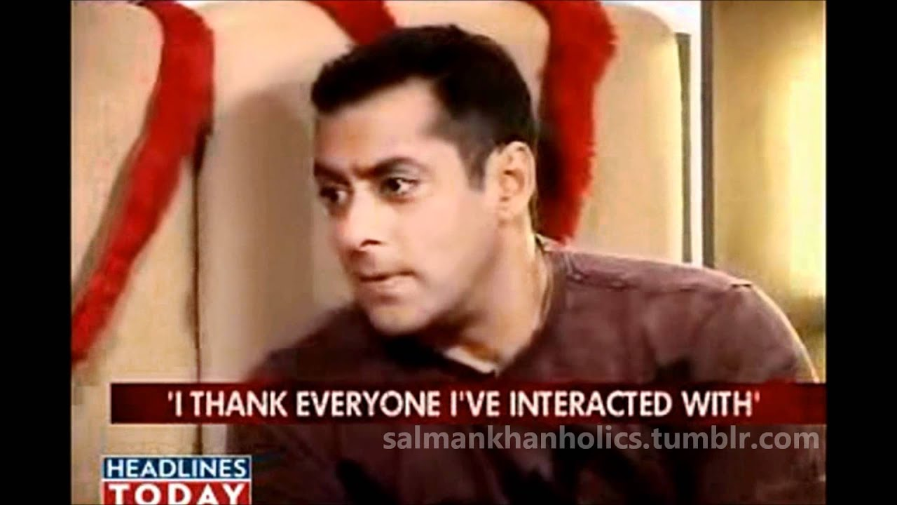 Salman Khan on the Couch with Koel Part 1