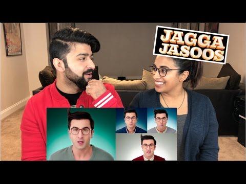 Sneak Peek Into The Official World Of Jagga Jasoos Reaction | Ranbir, Katrina, Anurag |